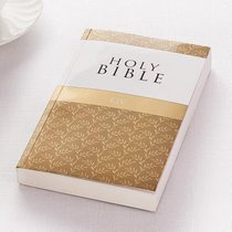 KJV Bible Gold (Black Letter Edition)