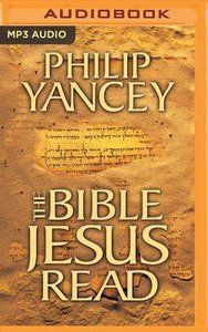 The Bible Jesus Read (Unabridged, Mp3)