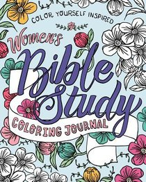 Womens Bible Study (Coloring Journal) (Adult Coloring Books Series)