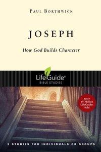 Joseph (Lifeguide Bible Study Series)