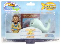 Jonah and the Big Fish (Tales Of Glory Toys Series)