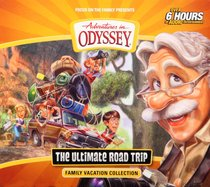 The Ultimate Road Trip (6 CDS) (Adventures In Odyssey Audio Series)
