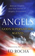 Angels-Gods Supernatural Agents: Biblical Insights and True Stories of Angelic Encounters