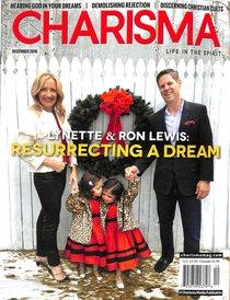 Charisma Magazine 2016 #12: Dec
