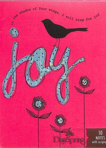 Blank Trend Note: Amylee Weeks Joy (Pink)