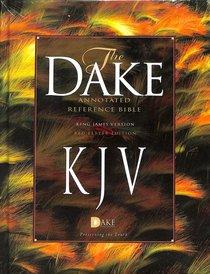 KJV Dakes Annotated 3 Column Reference Bible