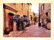 Boxed Cards: Sojourn of the Soul French Village