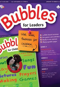 Light: Bubbles 2018 #01: Jan-Mar Leaders Guide (5 And Under)