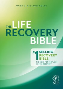 NLT Life Recovery Bible (Black Letter Edition)