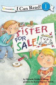 Sister For Sale (I Can Read!1 Series)