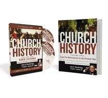 From Pre-Reformation to the Present Day (Volume Two Pack) (#02 in Church History Series)