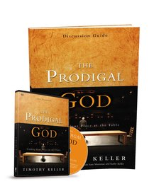 The Prodigal God: Discussion Guide With DVD (Pack)