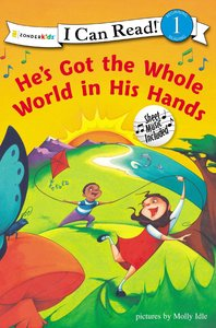 Hes Got the Whole World in His Hands (I Can Read!1 Series)