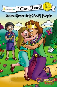 Queen Esther Helps Gods People (My First I Can Read/beginners Bible Series)