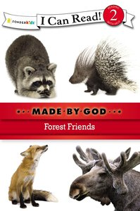 Forest Friends (I Can Read!2/made By God Series)