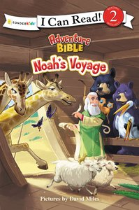 Noahs Voyage (I Can Read!2/adventure Bible Series)