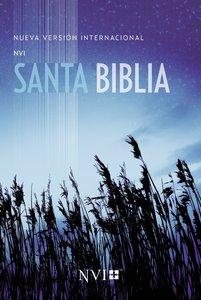 Nvi Santa Biblia Edicion Misionera Azul/Trigo (Holy Bible Outreach Edition Blue, Wheat)