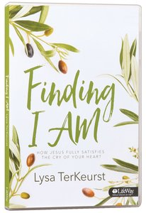 Finding I Am (2 Dvds): How Jesus Fully Satifies the Cry of Your Heart (Dvd Only Set)