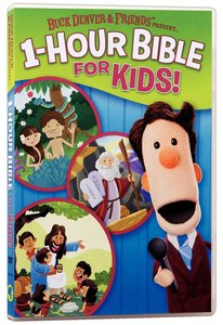 Buck Denver & Friends Presents One Hour Bible For Kids