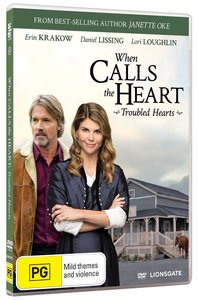 When Calls the Heart #14: Troubled Hearts
