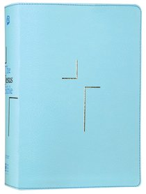 NIV the Jesus Bible Blue