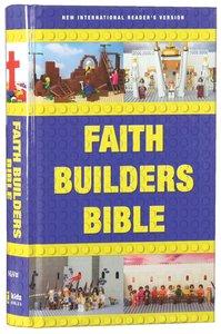 NIRV Faith Builders Holy Bible (Black Letter Edition)