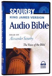 KJV Scourby Audio Bible MP3