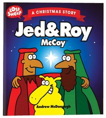 Christmas Story: Jed & Roy Mccoy (Lost Sheep Series)