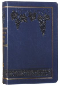 Complete Jewish Bible Blue