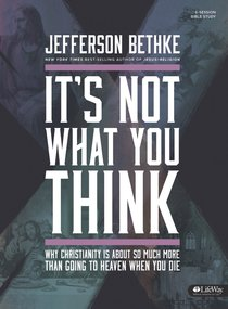 Its Not What You Think (Group Member Book)