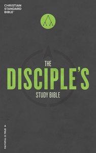 CSB Disciples Study Bible