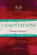 Lamentations (Asia Bible Commentary Series)