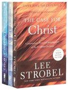 """Lee Strobel """"Case For"""" Collection 3-Pack (3 Vols)"""