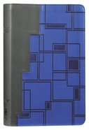 NIV Thinline Bible For Teens Gray/Navy (Red Letter Edition)
