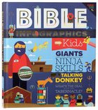 Bible Infographics For Kids: Giants, Ninja Skills, a Talking Donkey, and Whats the Deal With the Tabernacle? (Vol 1)