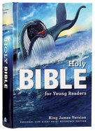 KJV Young Readers Personal Size Giant Print Reference Bible (Red Letter Edition)