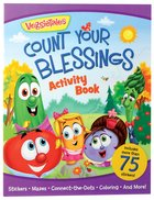 Count Your Blessings Activity Book (Veggie Tales (Veggietales) Series)