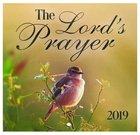 2019 Small Calendar: The Lords Prayer