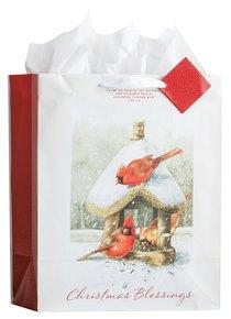 Christmas Gift Bag Large: Christmas Blessings