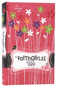 NIV Faithgirlz! Revised Bible (Black Letter Edition)