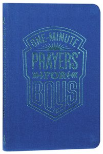 One-Minute Prayers For Boys