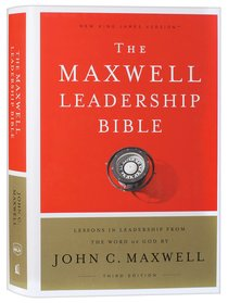 NKJV Maxwell Leadership Bible (Third Edition)