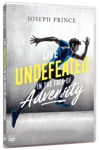 Live Undefeated in the Face of Adversity (3 Dvd Set)
