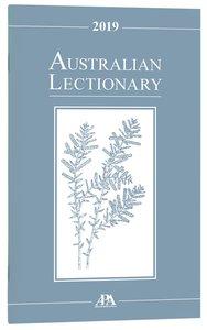 2019 Australian Lectionary An Australian Prayer Book (Year C)