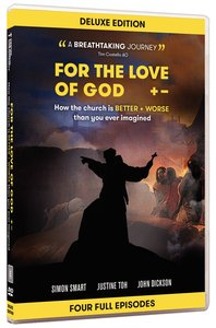For the Love of God Deluxe Edition (2 Dvds)