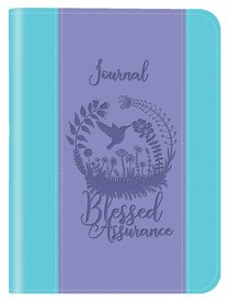 Leather Lux Journal: Blessed Assurance
