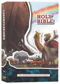 NIRV Childrens Holy Bible (Black Letter Edition)