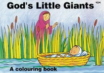 Colouring Book: Gods Little Giants