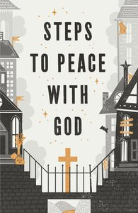 (Halloween) Steps to Peace With God (25 Pack) ESV