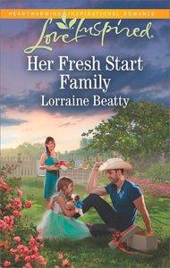Her Fresh Start Family (Mississippi Hearts) (Love Inspired Series)